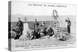 French Foreign Legion Cemetery, Taourirt, Algeria, 20th Century