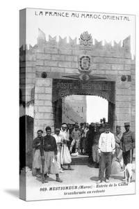 French Foreign Legion, Mestigmeur, Eastern Morocco, 20th Century