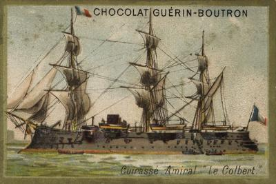 French Ironclad Colbert--Giclee Print