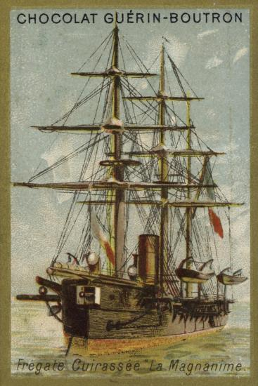 French Ironclad Frigate Magnanime--Giclee Print