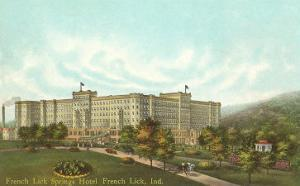 French Lick Springs Hotel, Indiana