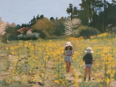 French Meadow, 1991-Gillian Furlong-Giclee Print