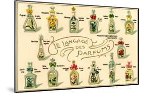 French Perfume Language