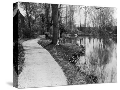 Claude Monet's (1840-1926) Garden at Giverny, 1914