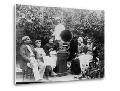 Listening to the Gramophone Near Beziers, c. 1910