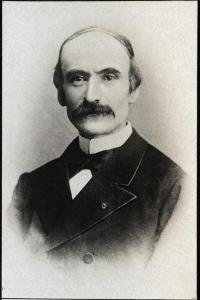 Portrait of Alfred Picard (1844-1913), French engineer and politician by French Photographer