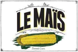 French Produce Corn