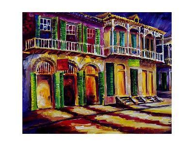 French Quarter Light-Diane Millsap-Art Print