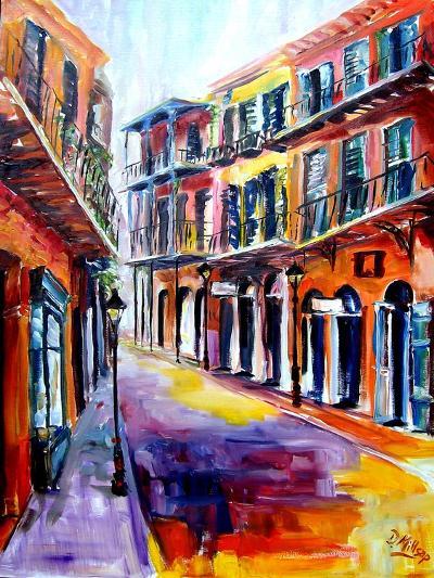 French Quarter Spell-Diane Millsap-Art Print