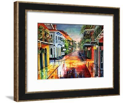 French Quarter Summer Day-Diane Millsap-Framed Art Print
