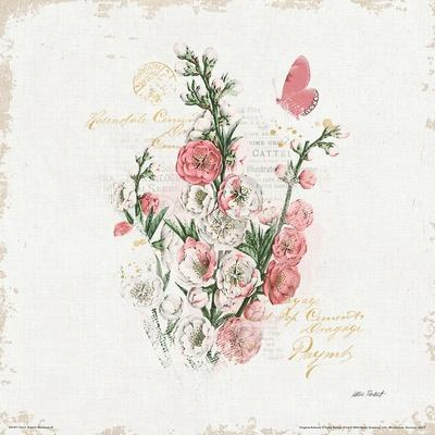 French Romance III-Katie Pertiet-Art Print