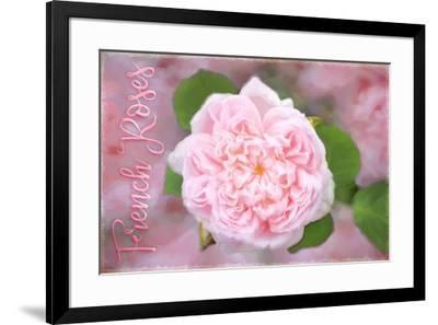 French Roses-Cora Niele-Framed Giclee Print