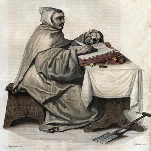Armand Jean le Bouthillier de Rance, French abbot and founder of the Trappist Cistercians by French School