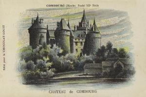 Chateau De Combourg, Combourg, Manche by French School