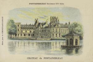 Chateau De Fontainebleau, Fontainebleau by French School