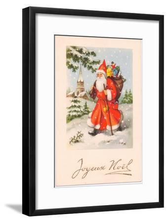Christmas Postcard, c.1907
