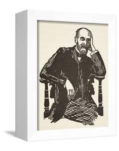 Durkheim, Copy by Boris Mestchersky by French School