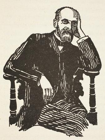 Durkheim, Copy by Boris Mestchersky