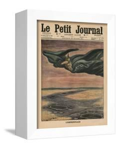 Espionage, Front Cover Illustration from 'Le Petit Journal', Supplement Illustre, 22nd February… by French School