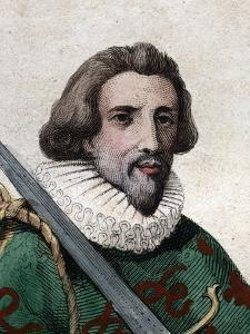 Francois de Bonne, duc de Lesdiguieres (1543-1626), French soldier and Constable of France by French School