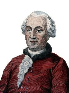 Georges Louis Leclerc, Comte de Buffon, French naturalist, mathematician, cosmologist, and author by French School