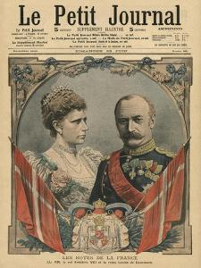 Guests of France, King Frederick Viii by French School