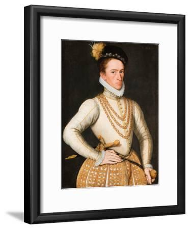 Portrait of an Unknown French Nobleman, 1560-9