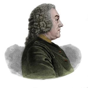 Portrait of Anne Claude de Caylus marquis d'Esternay, baron de Bransac by French School