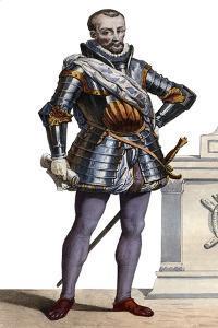 Portrait of Charles de Cosse, comte de Brissac (1505-1563), Marshal of France by French School