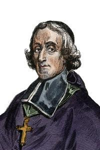 Portrait of Francois de Pons de Salignac de La Mothe Fenelon by French School