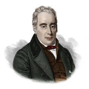 Portrait of Francois Richard dit Richard-Lenoir (1765-1839) french industrialist by French School