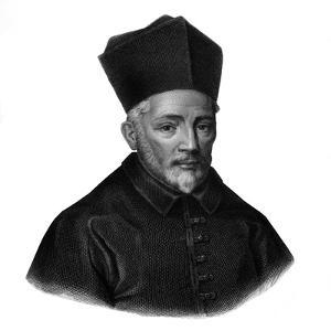 Portrait of Francois Van Der Burch (1567-1644), archbishop of Cambrai by French School