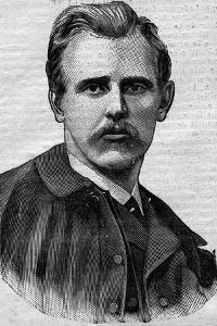 Portrait of Fridtjof Nansen, 1896 by French School