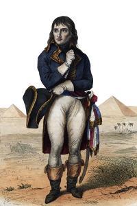 Portrait of General Bonaparte (Napoleon Bonaparte) (1768-1821) by French School