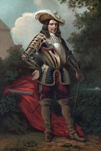 Portrait of Henri de La Tour d'Auvergne, Vicomte de Turenne (1611-1675), Marshal of France by French School