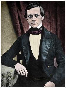 Portrait of Hermann von Helmholtz (1821-1894) German physicist, anatomist, and physiologist by French School