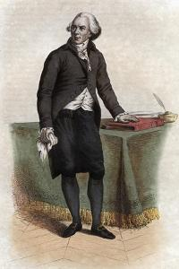 Portrait of Jacques Delille (Abbe Delille) (1738-1813), French poet and translator by French School