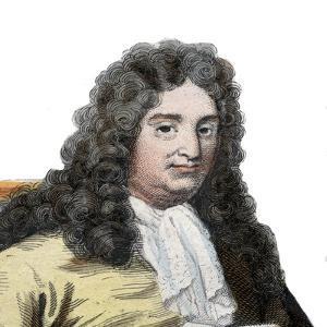 Portrait of Jean Racine (1639-1699), French dramatist by French School