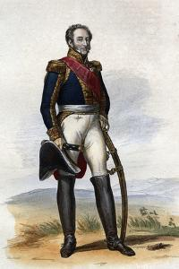 Portrait of Louis Gabriel Suchet (1770-1826), 1st Duc d'Albufera and Marshal of France by French School