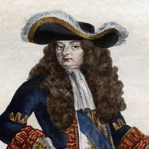 Portrait of Louis XIV of France (1638-1715), King of France by French School
