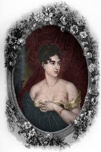 Portrait of Marguerite Josephine Wiemer (Marguerite Georges) by French School