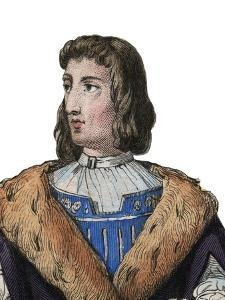 Portrait of Philippe de Commines (1447-1511), French writer and diplomat by French School