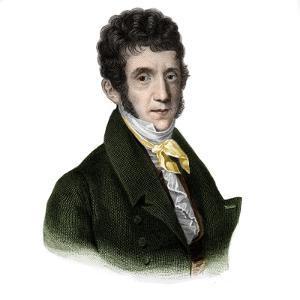 Portrait of Pierre Balguerie (1779-1825) wine merchant by French School