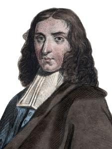 Portrait of Pierre Bayle (1647-1706), French philosopher and writer by French School