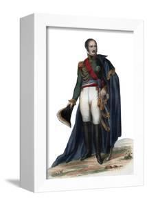 Portrait of prince Eugene Rose de Beauharnais (1781-1824) by French School