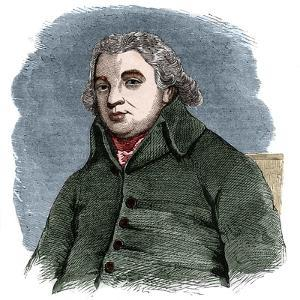 Portrait of Robert Raikes (1736-1811), English philanthropist and Anglican layman by French School