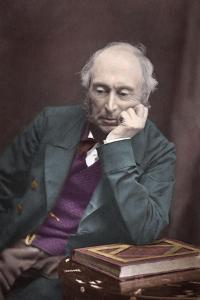 Portrait of Sir William George Armstrong (1810-1900), British inventor and industrialis by French School