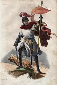 Portrait of William I the Conqueror (1027-1087), Duke of Normandy and first Norman King of England by French School