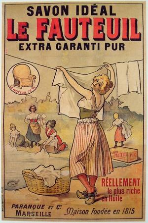 Poster for Le Fauteuil Soap