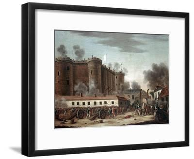 Storming of the Bastille, 14th July 1789